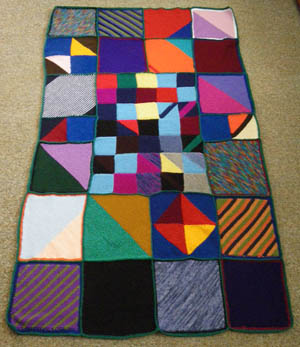 The charity blanket